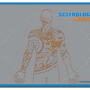 Sclerology Map Book
