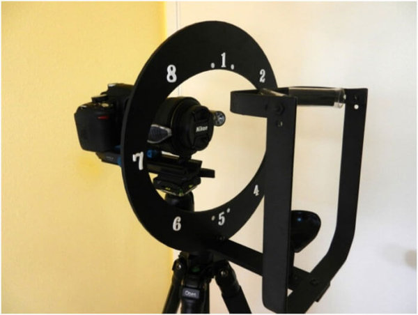 Floor-based Imaging System Stand