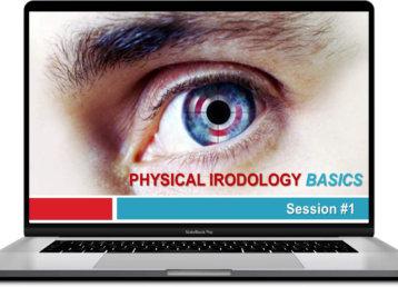 Physical Iridology Class image