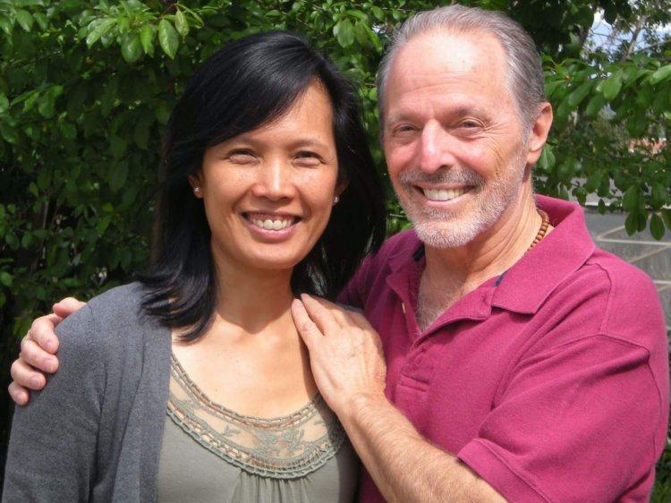 Nenita and Leonard
